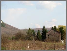 Old Barn & Old Baldy