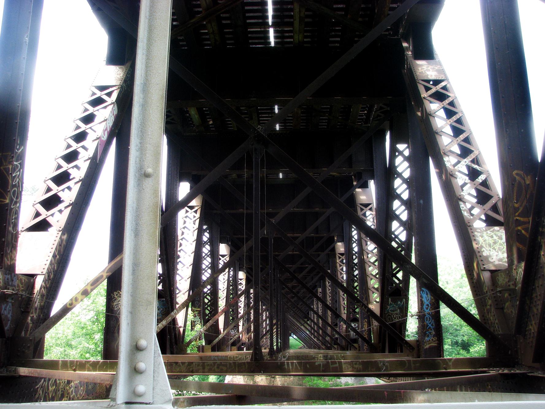 Train Bridge - London Ontario