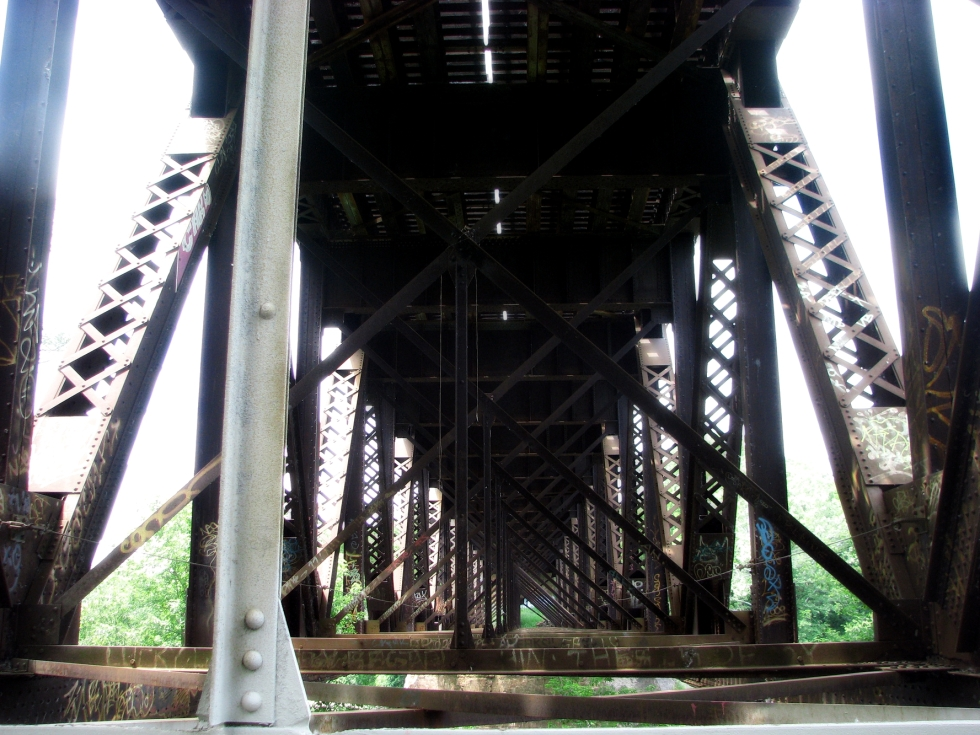 Train Bridge - London Ontario